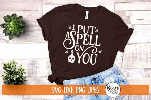 Print on Demand: I Put a Spell on You Graphic Crafts By Jessica Maike - Image 1