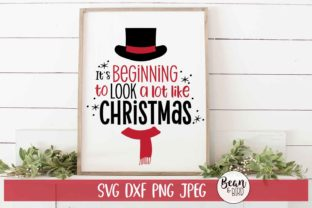 It's Beginning to Look a Lot Like Christmas Graphic By Jessica Maike