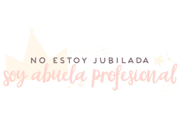 Download Free No Estoy Jubilada Soy Abuela Profesional Svg Cut File By for Cricut Explore, Silhouette and other cutting machines.