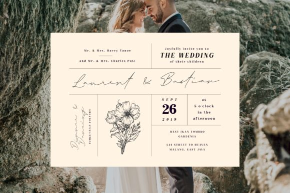 Print on Demand: Rosemary Script & Handwritten Font By Typia Nesia - Image 3