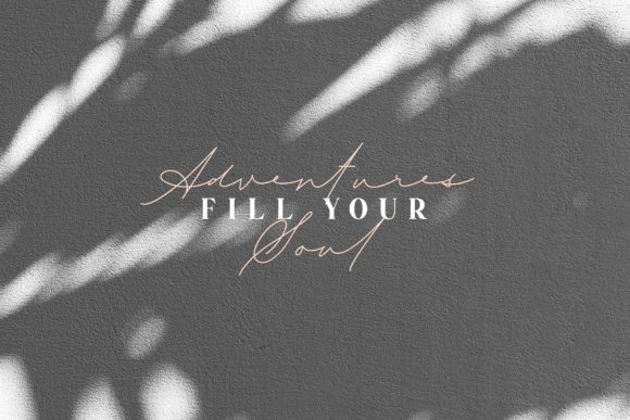 Print on Demand: Rosemary Script & Handwritten Font By Typia Nesia - Image 5