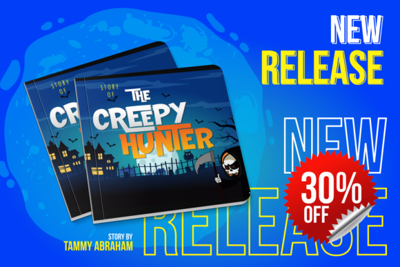Print on Demand: The Creepy Hunter Display Font By fachranheit - Image 7