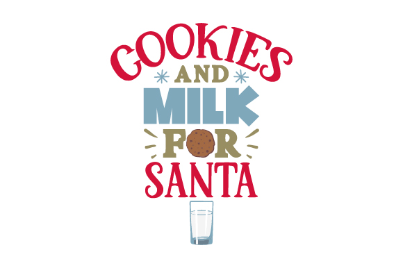 Download Free Cookies And Milk For Santa Svg Cut File By Creative Fabrica for Cricut Explore, Silhouette and other cutting machines.