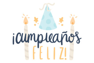 Cumpleaños Feliz Craft Design By Creative Fabrica Crafts