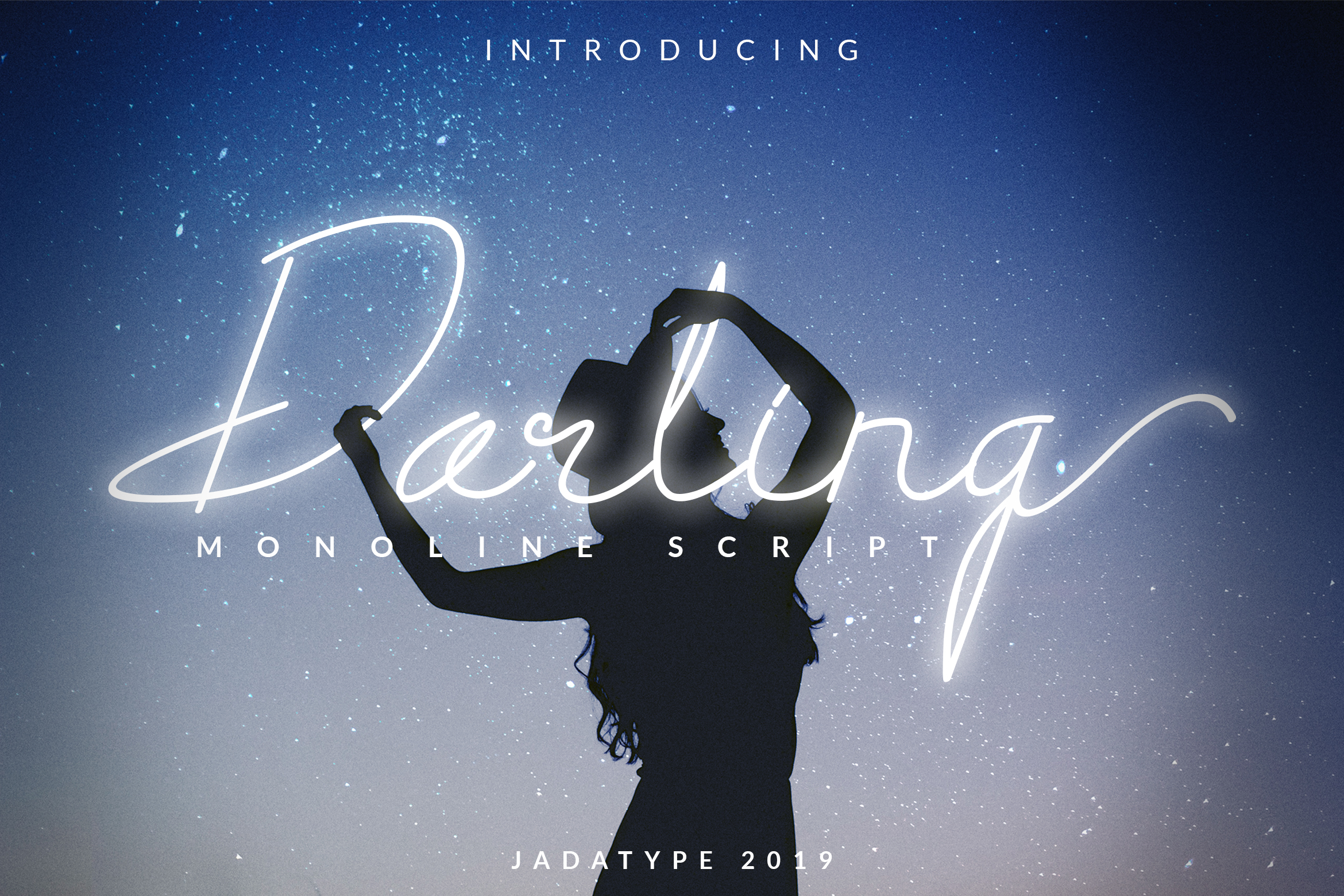Download Free Darling Font By Jadatype Creative Fabrica for Cricut Explore, Silhouette and other cutting machines.
