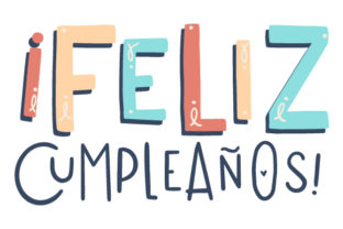 Feliz Cumpleaños Craft Design By Creative Fabrica Crafts