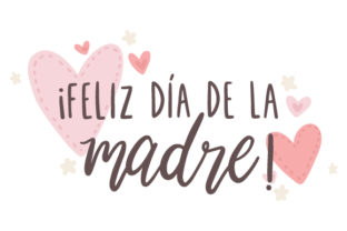 Feliz Día De La Madre Craft Design By Creative Fabrica Crafts