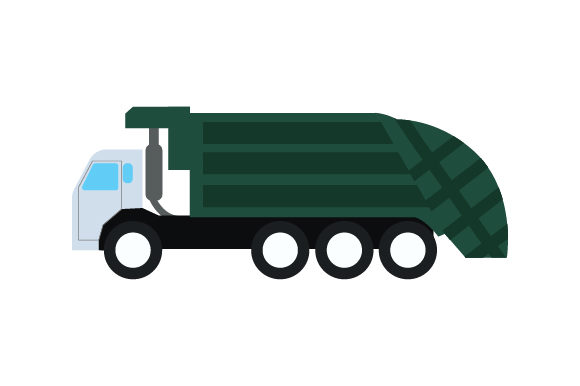 Download Free Garbage Truck Svg Cut File By Creative Fabrica Crafts Creative for Cricut Explore, Silhouette and other cutting machines.