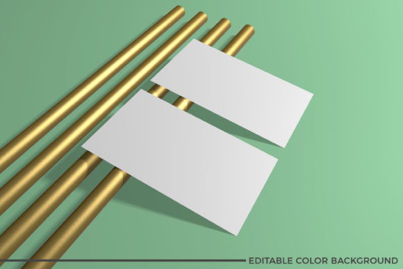 Luxury Business Card Mockup Template Graphic Product Mockups By suedanstock