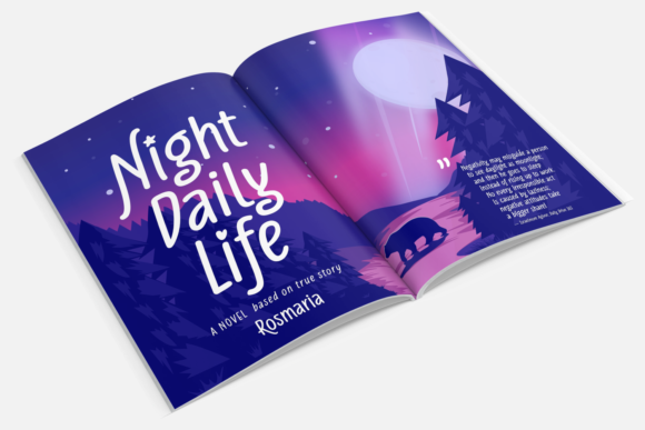 Print on Demand: Nidily Script & Handwritten Font By Situjuh - Image 2