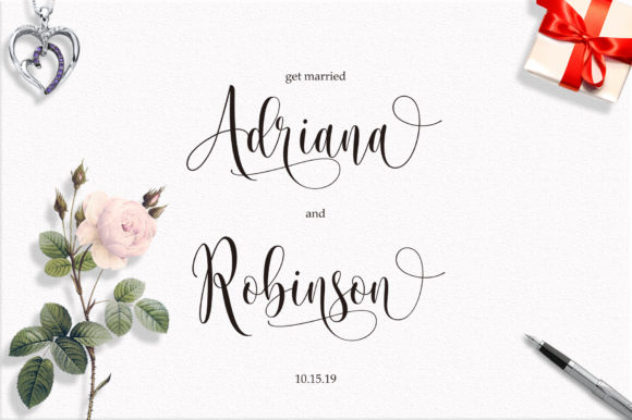 Print on Demand: Someday Script & Handwritten Font By Byuly Ayika - Image 7