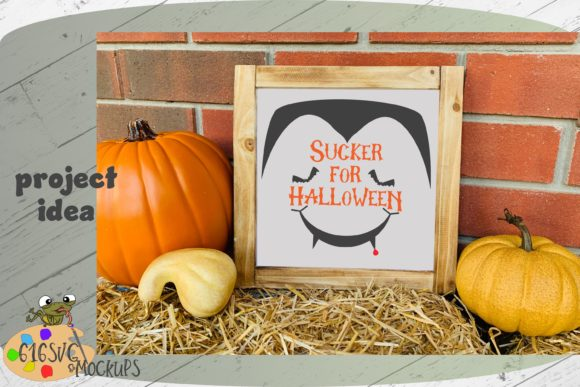 Download Free Sucker For Halloween Graphic By 616svg Creative Fabrica SVG Cut Files