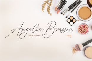Download Free Vignette Font By Byuly Ayika Creative Fabrica for Cricut Explore, Silhouette and other cutting machines.