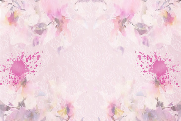Print on Demand: Watercolour Garden Backgrounds Graphic Backgrounds By The Paper Princess - Image 5