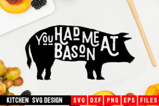 Print on Demand: You Had  Me at Bacon Graphic Crafts By Designdealy