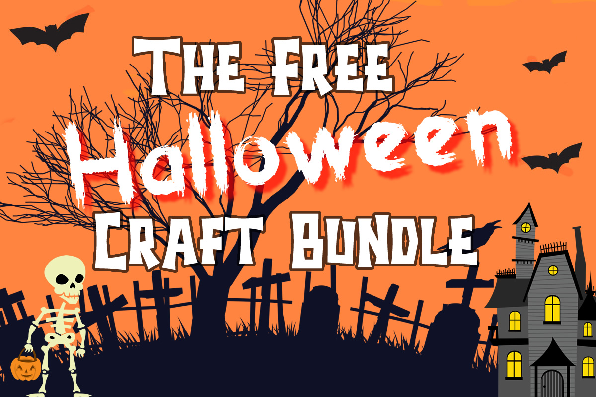 Download Free Free Halloween Bundle Bundle Creative Fabrica for Cricut Explore, Silhouette and other cutting machines.