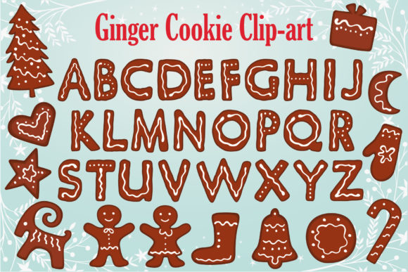 Happy Christmas Clipart Collection Graphic By Studioindigo