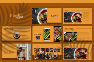Kooka PowerpointTemplates Graphic By 811std