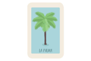 Lotería - La Palma Craft Design By Creative Fabrica Crafts