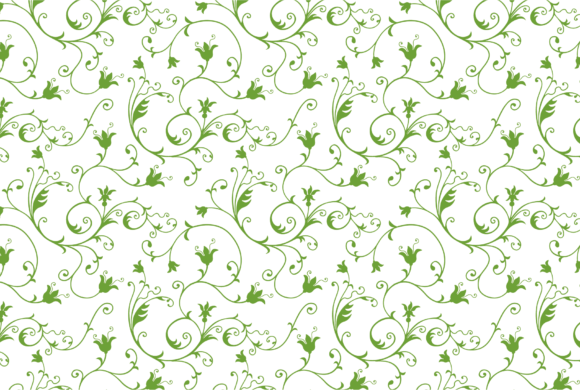 Seamless Floral Vector Patterns Set Graphic By StudioIndigo