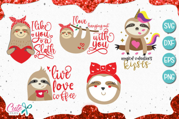 Stloh Valentines Day Graphic Illustrations By Cute files