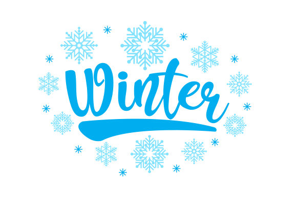 Download Free Gratis Winterpaket for Cricut Explore, Silhouette and other cutting machines.