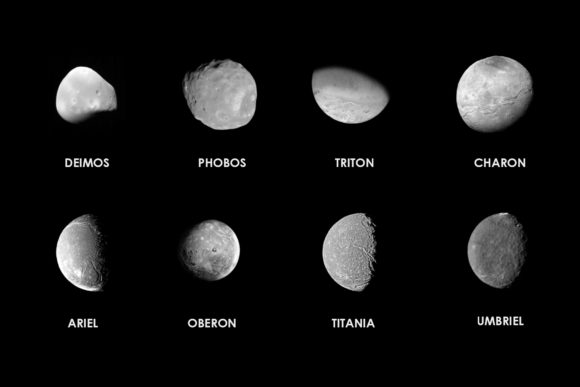 Print on Demand: 32 Planetary Moon Brushes Graphic Brushes By denestudios - Image 4