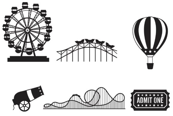 Amusement Park Font By Illustration Ink Image 5