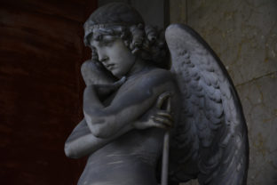 Beautiful Sculpted Angel Graphic By Jvne77