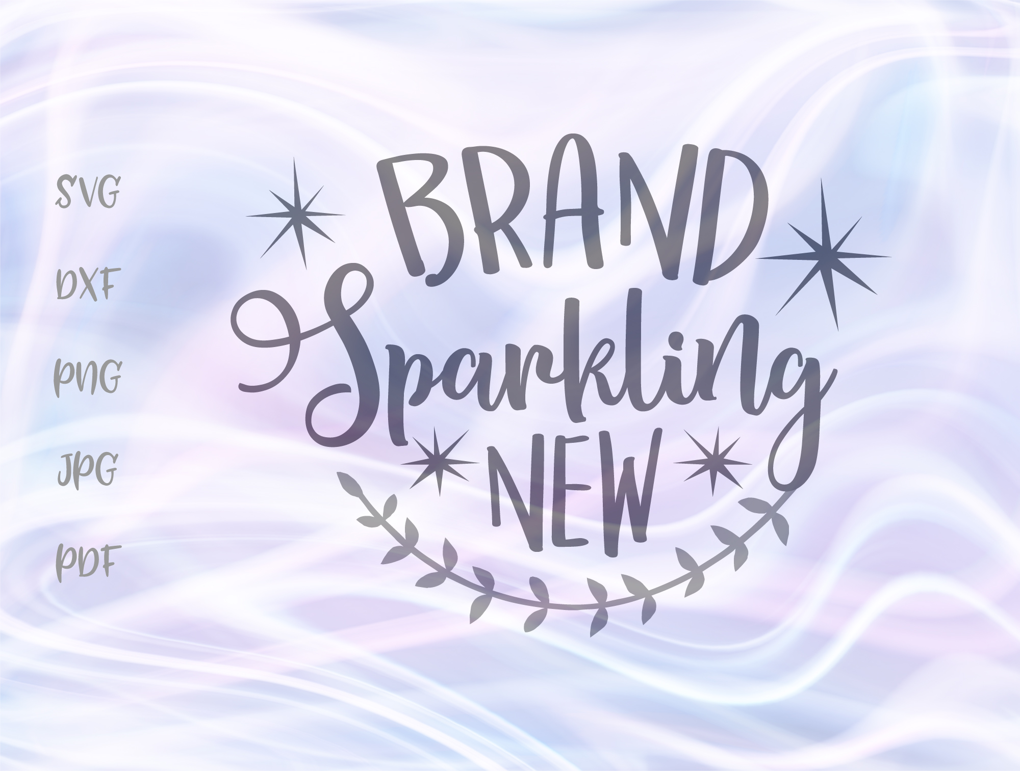 Download Free Brand Sparkling New Baby Onesie Sign Graphic By Digitals By for Cricut Explore, Silhouette and other cutting machines.