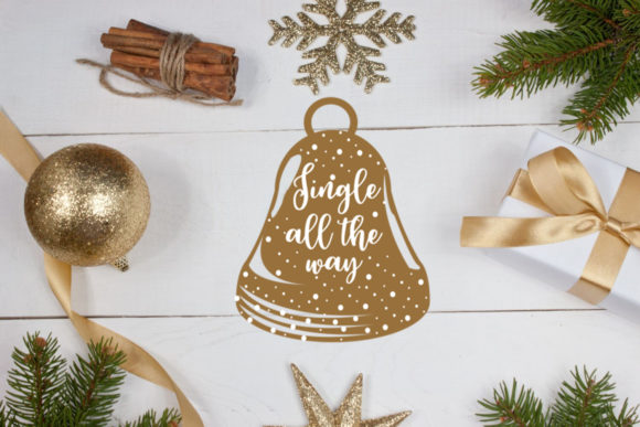 Print on Demand: Christmas Quotes Overlays Text Overlays Graphic Illustrations By Happy Printables Club - Image 8
