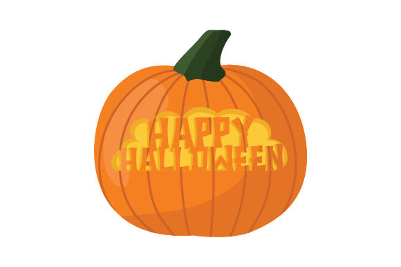 Download Free Happy Halloween Pumpkin Svg Cut File By Creative Fabrica Crafts for Cricut Explore, Silhouette and other cutting machines.