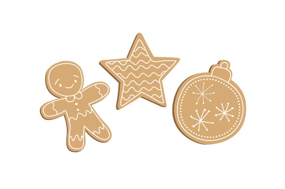 Gingerbread Germany Craft Cut File By Creative Fabrica Crafts
