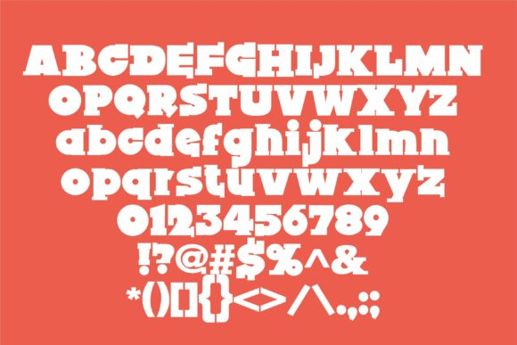 Print on Demand: Sodapop Swap Serif Font By Illustration Ink - Image 2