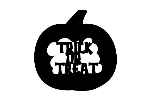 Download Free Trick Or Treat Pumpkin Svg Cut File By Creative Fabrica Crafts for Cricut Explore, Silhouette and other cutting machines.