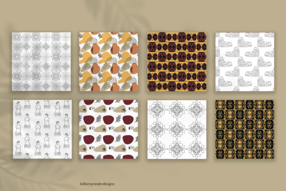 Apollo Greek Collection Graphic Illustrations By BilberryCreate - Image 7