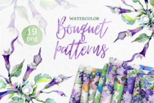 Bouquet of Flowers Mademoiselle Graphic By MyStocks