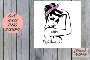 Fight Like a Mother Epilepsy Graphic By jk2quareddesigns