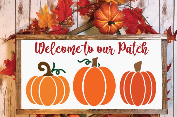 Pumpkins Cut File Bundle Graphic Crafts By oldmarketdesigns - Image 4