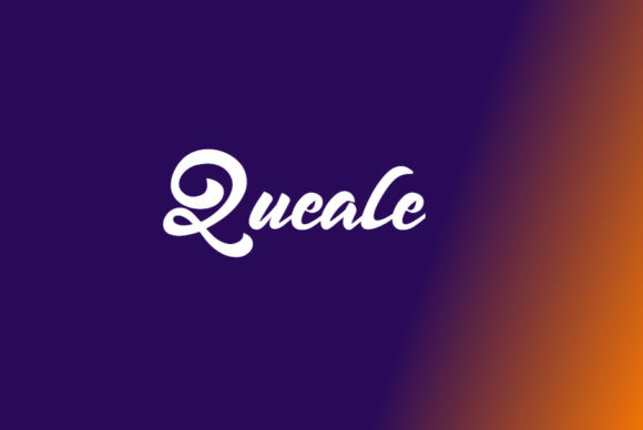 Print on Demand: Queale Script & Handwritten Font By in.maddesigns