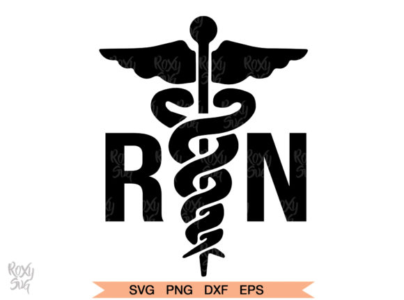 Print on Demand: Registered Nurse Graphic Crafts By roxysvg26