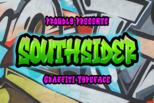 Southsider Font By Bangkit Setiadi