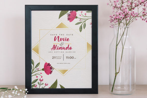 Print on Demand: Standing Script & Handwritten Font By ayeelastudio - Image 6