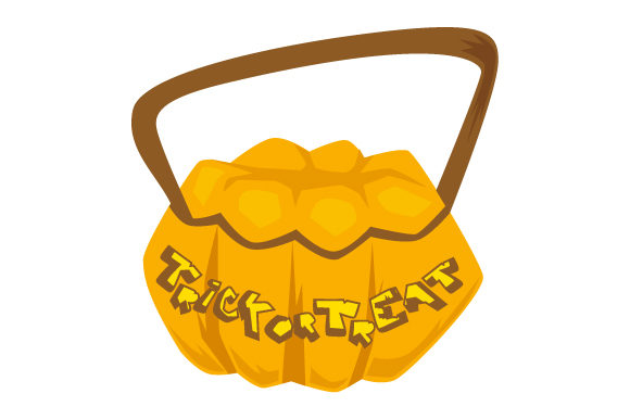 Download Free Trick Or Treat Pumpkin Svg Cut File By Creative Fabrica Crafts SVG Cut Files