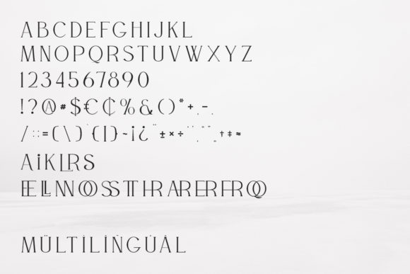 Willson Font By Din Studio Image 2