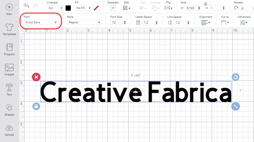 Download Free How To Use Installed Fonts In Cricut Creative Fabrica SVG Cut Files