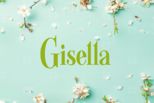 Gisella Font By codecarnivals