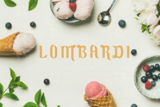 Lombardi Font By codecarnivals