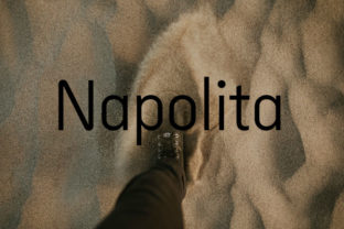 Napolita Font By codecarnivals