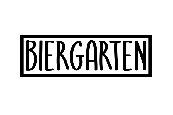 Download Free Biergarten Svg Cut File By Creative Fabrica Crafts Creative for Cricut Explore, Silhouette and other cutting machines.